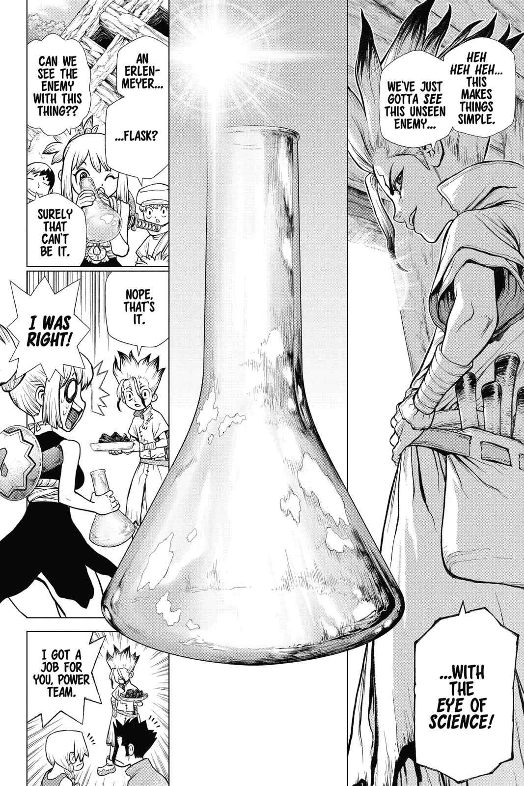 Dr. Stone Chapter 96 Page 8