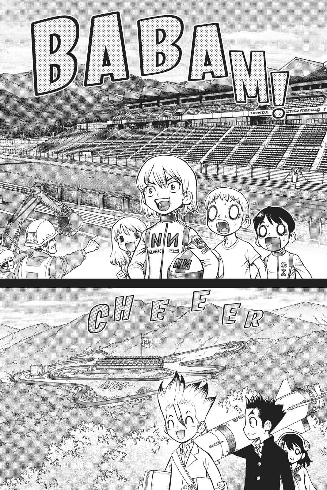 Dr. Stone Chapter 98 Page 18