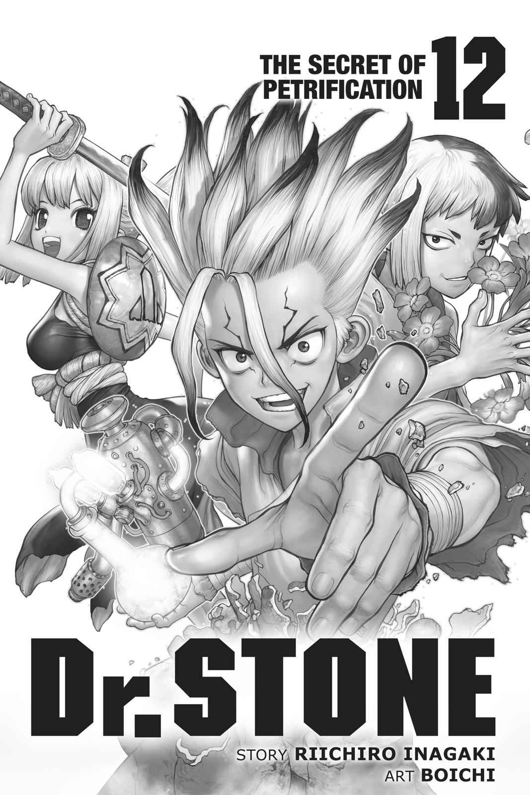 Dr. Stone Chapter 98 Page 4
