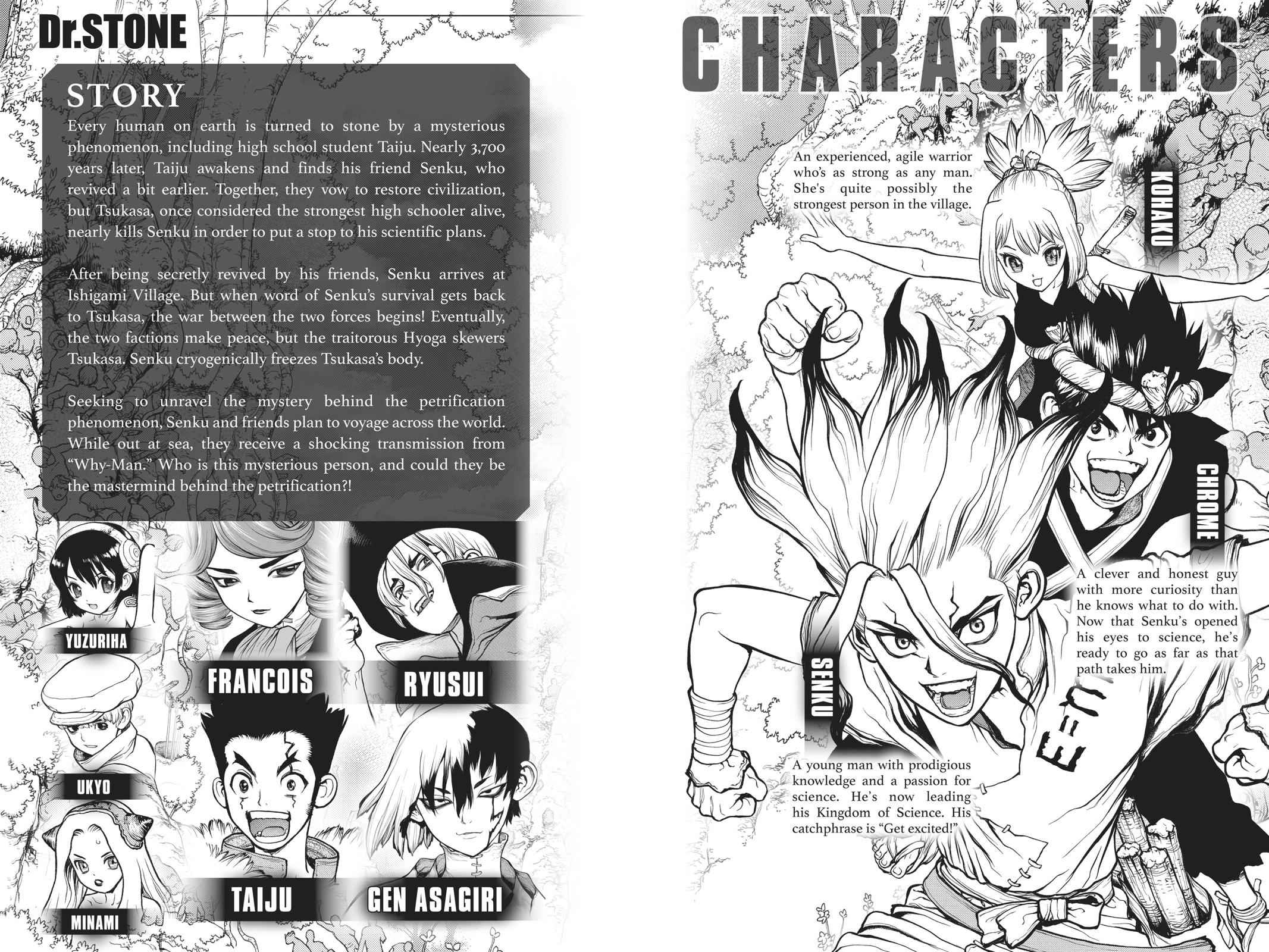 Dr. Stone Chapter 98 Page 5