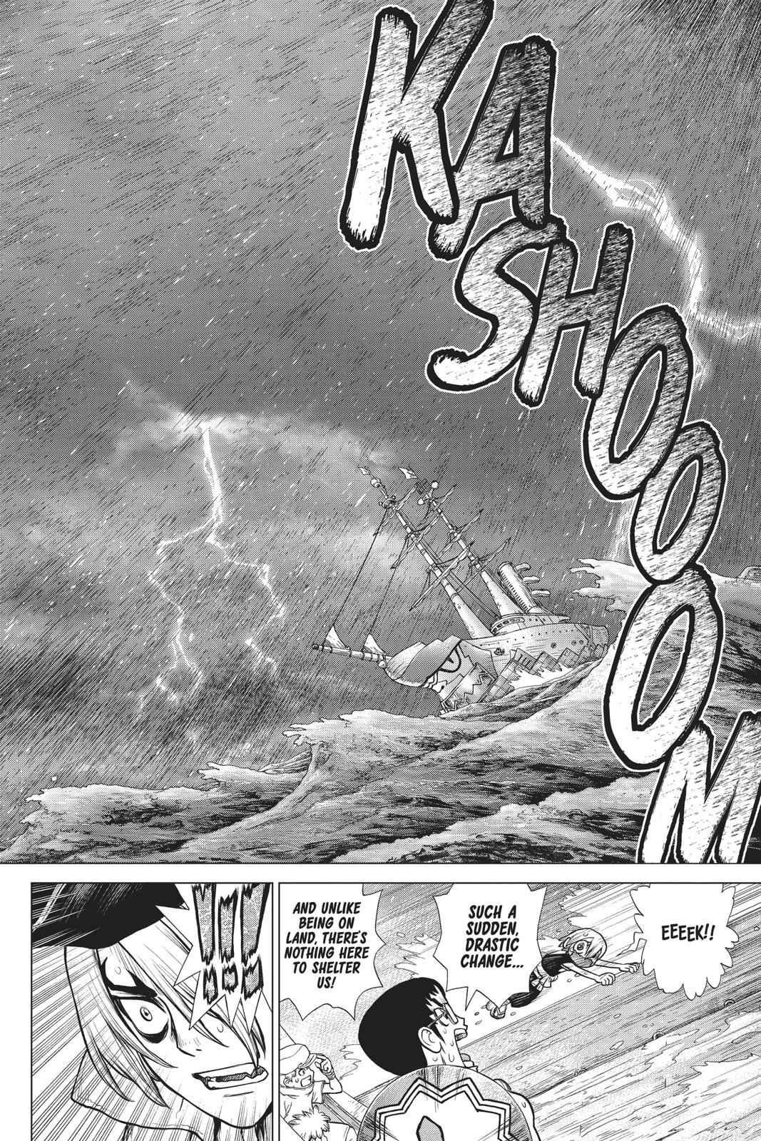 Dr. Stone Chapter 102 Page 12