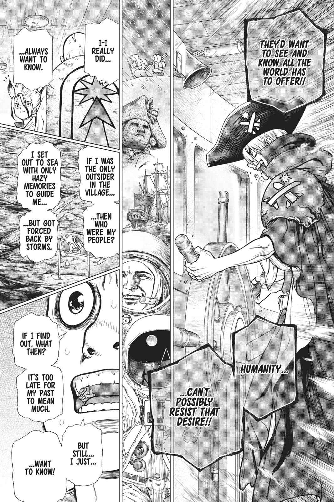 Dr. Stone Chapter 102 Page 5