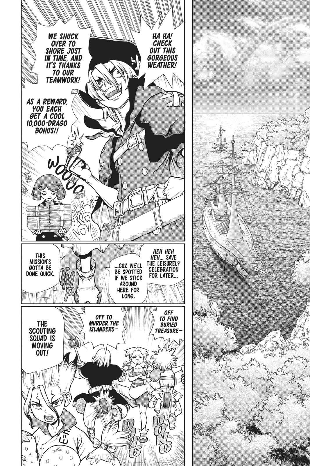 Dr. Stone Chapter 103 Page 4