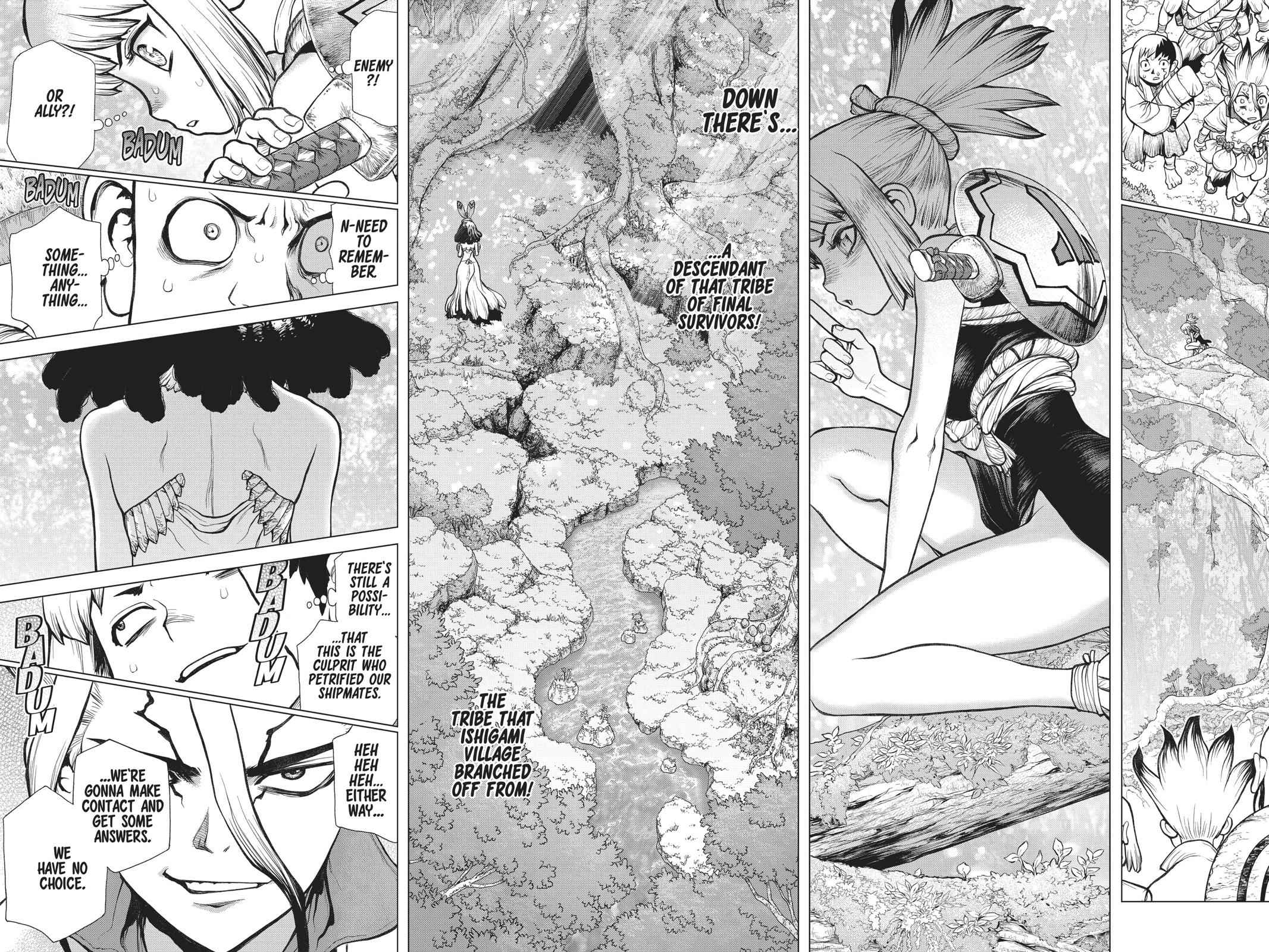 Dr. Stone Chapter 104 Page 14
