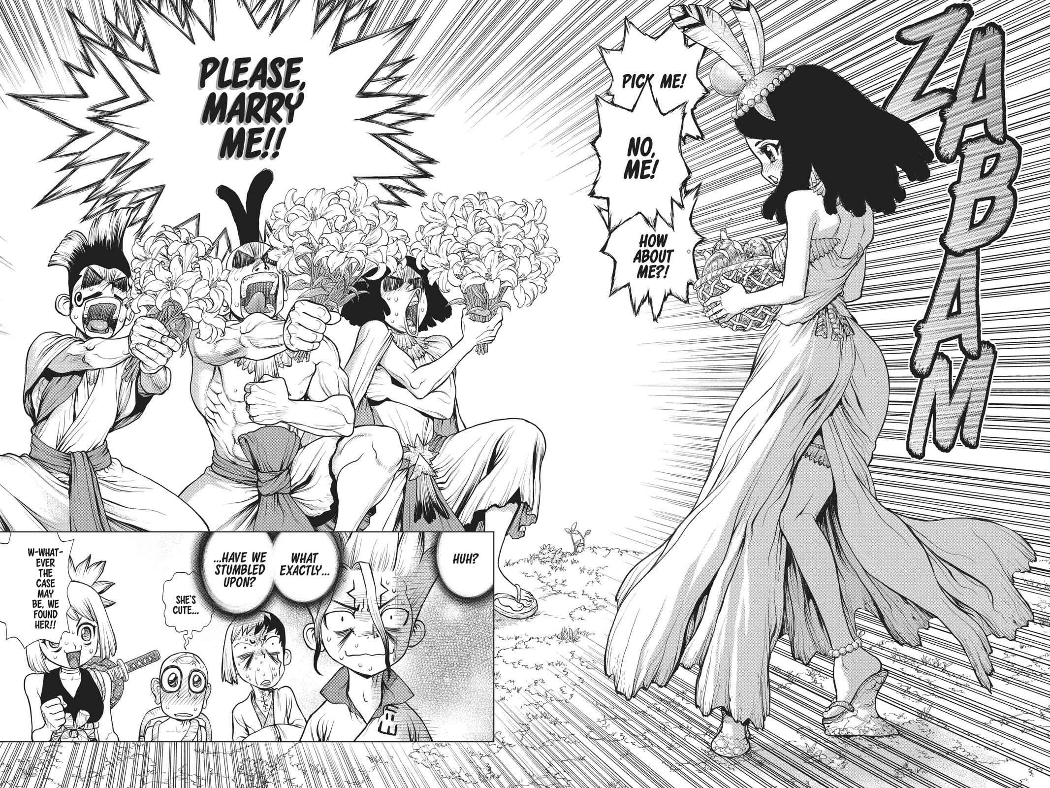 Dr. Stone Chapter 104 Page 16