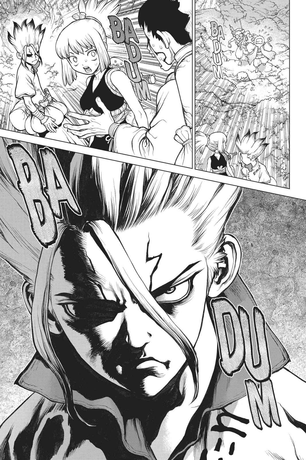 Dr. Stone Chapter 104 Page 3
