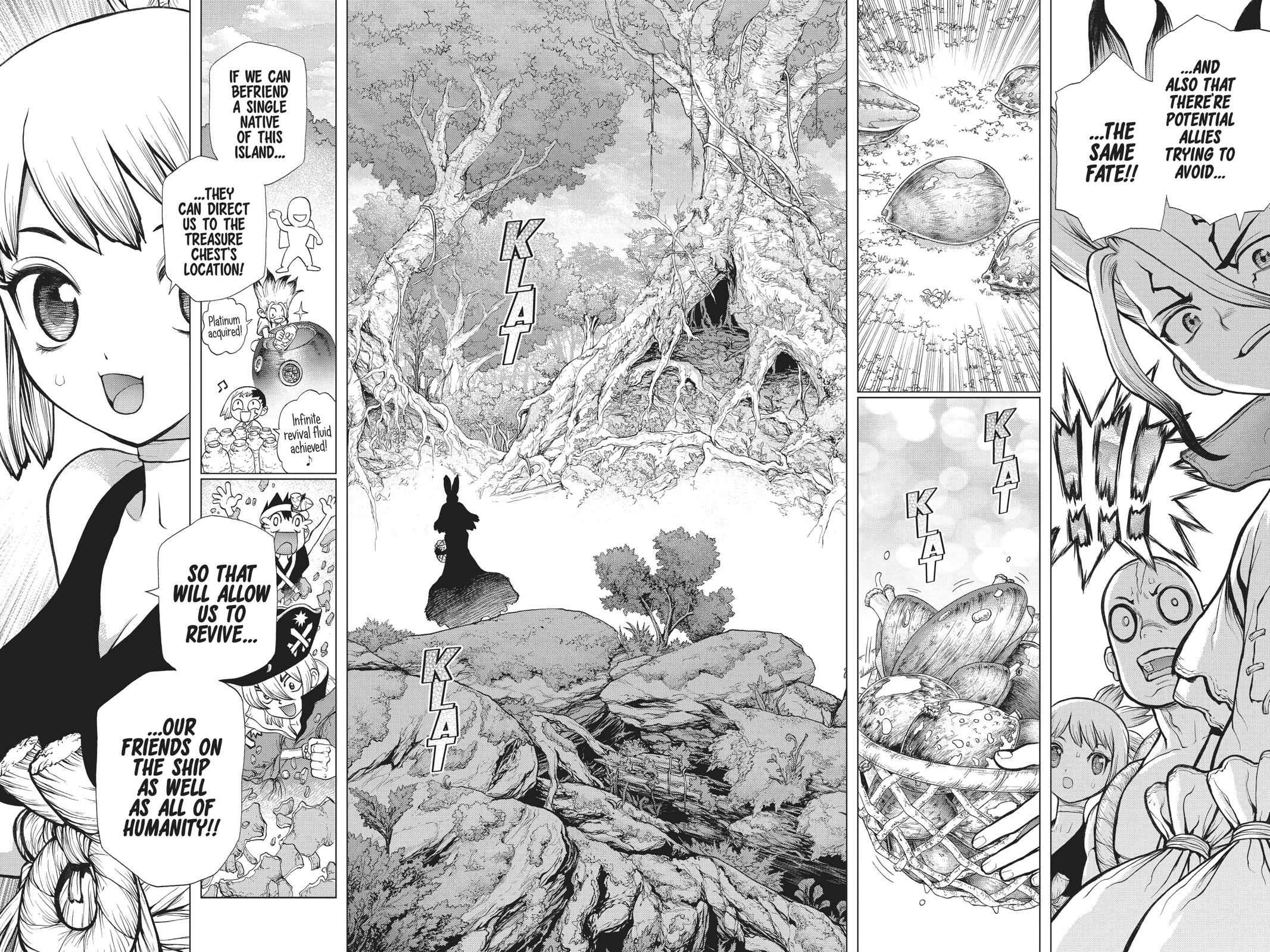 Dr. Stone Chapter 104 Page 6