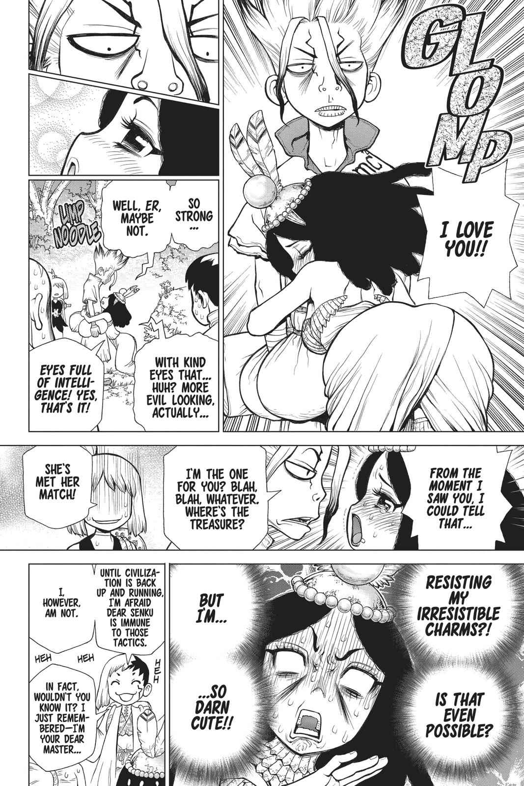 Dr. Stone Chapter 105 Page 10