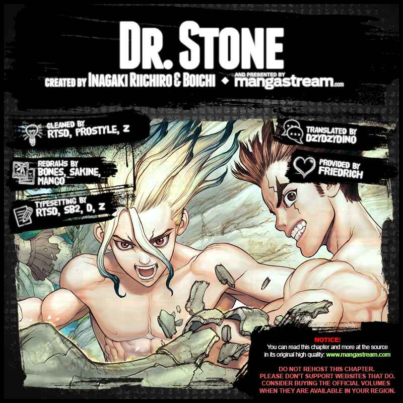 Dr. Stone Chapter 108 Page 2