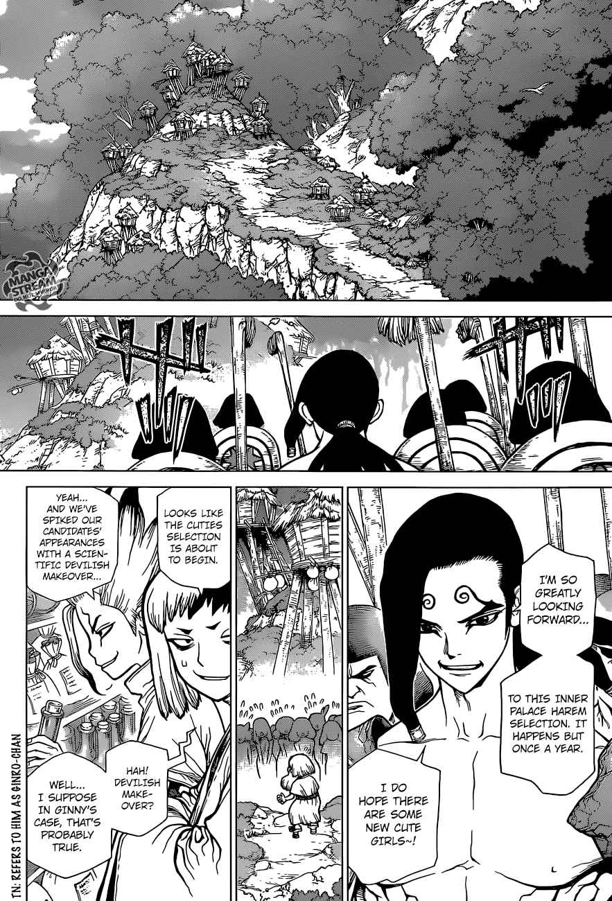 Dr. Stone Chapter 110 Page 19