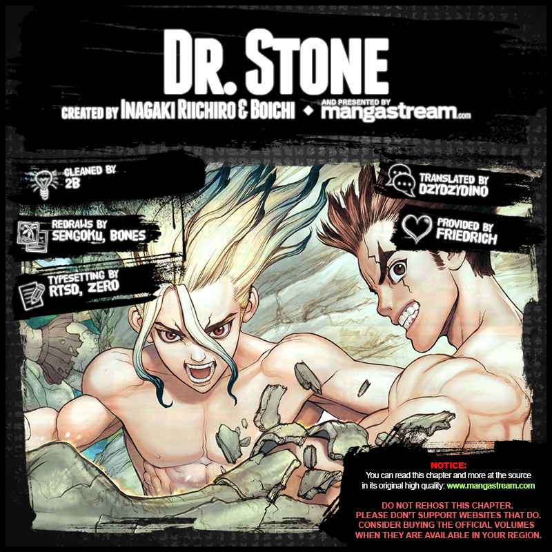 Dr. Stone Chapter 111 Page 4