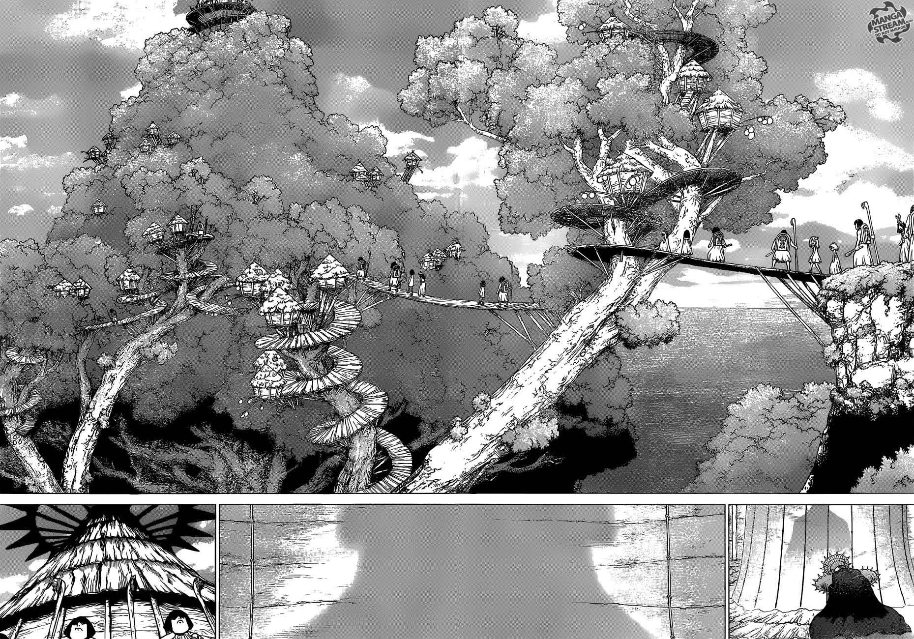 Dr. Stone Chapter 112 Page 11