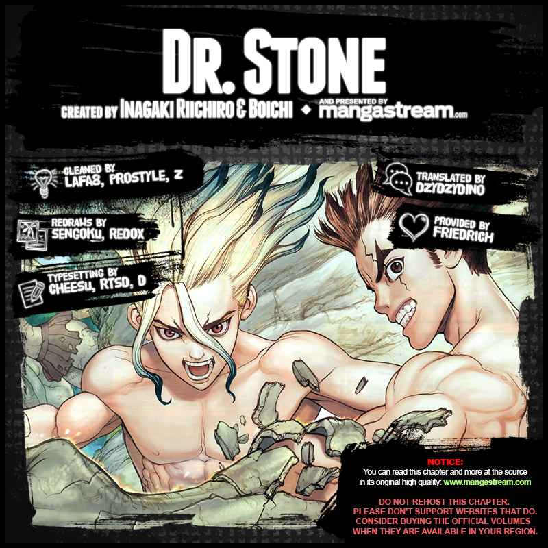 Dr. Stone Chapter 113 Page 2