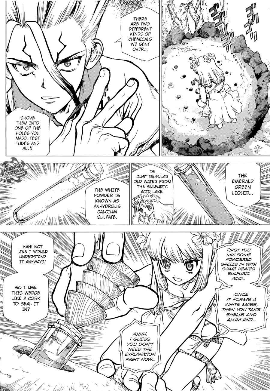 Dr. Stone Chapter 114 Page 14