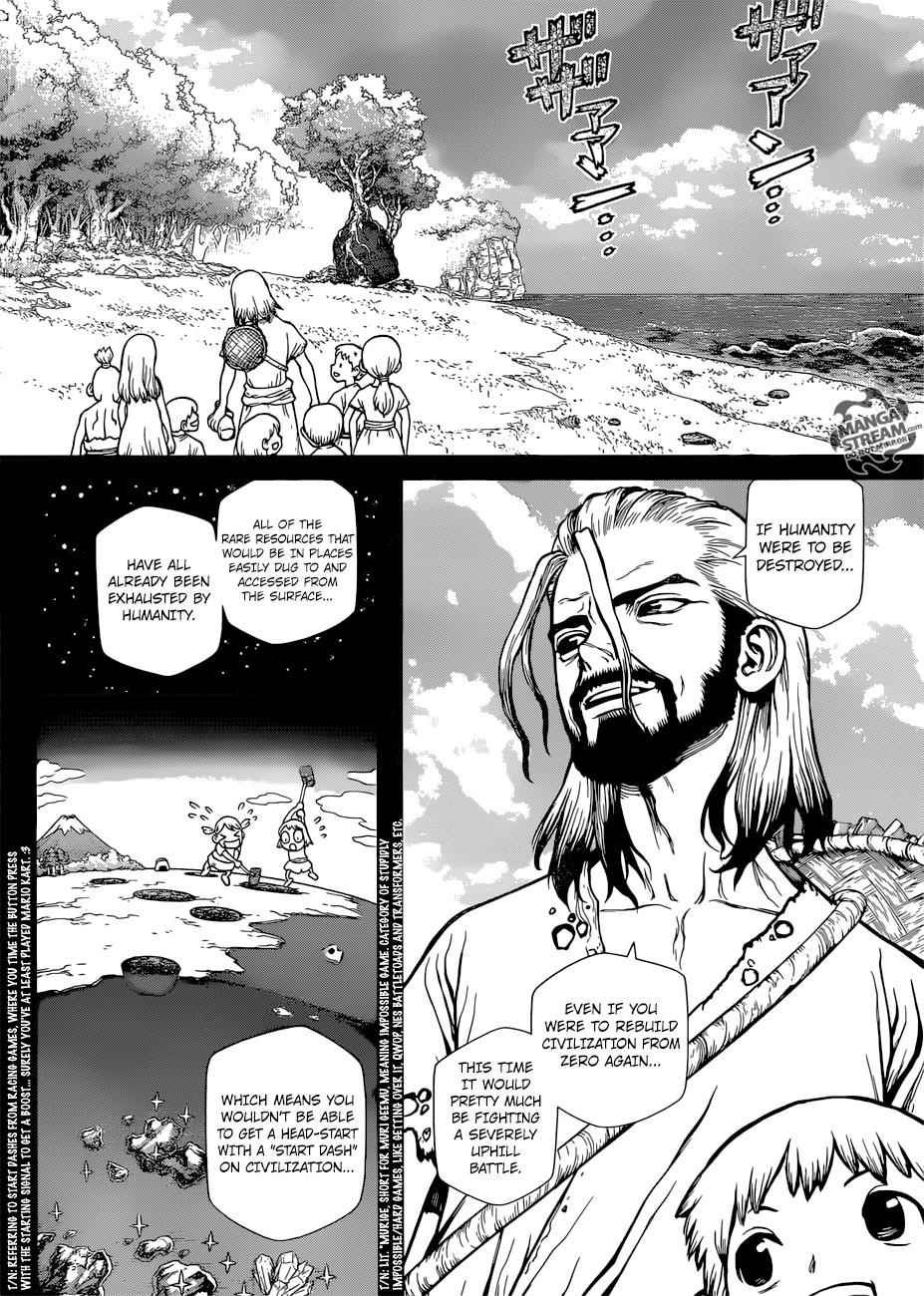 Dr. Stone Chapter 115 Page 11
