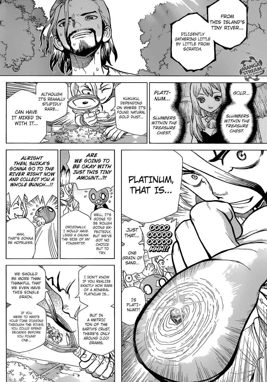 Dr. Stone Chapter 115 Page 9