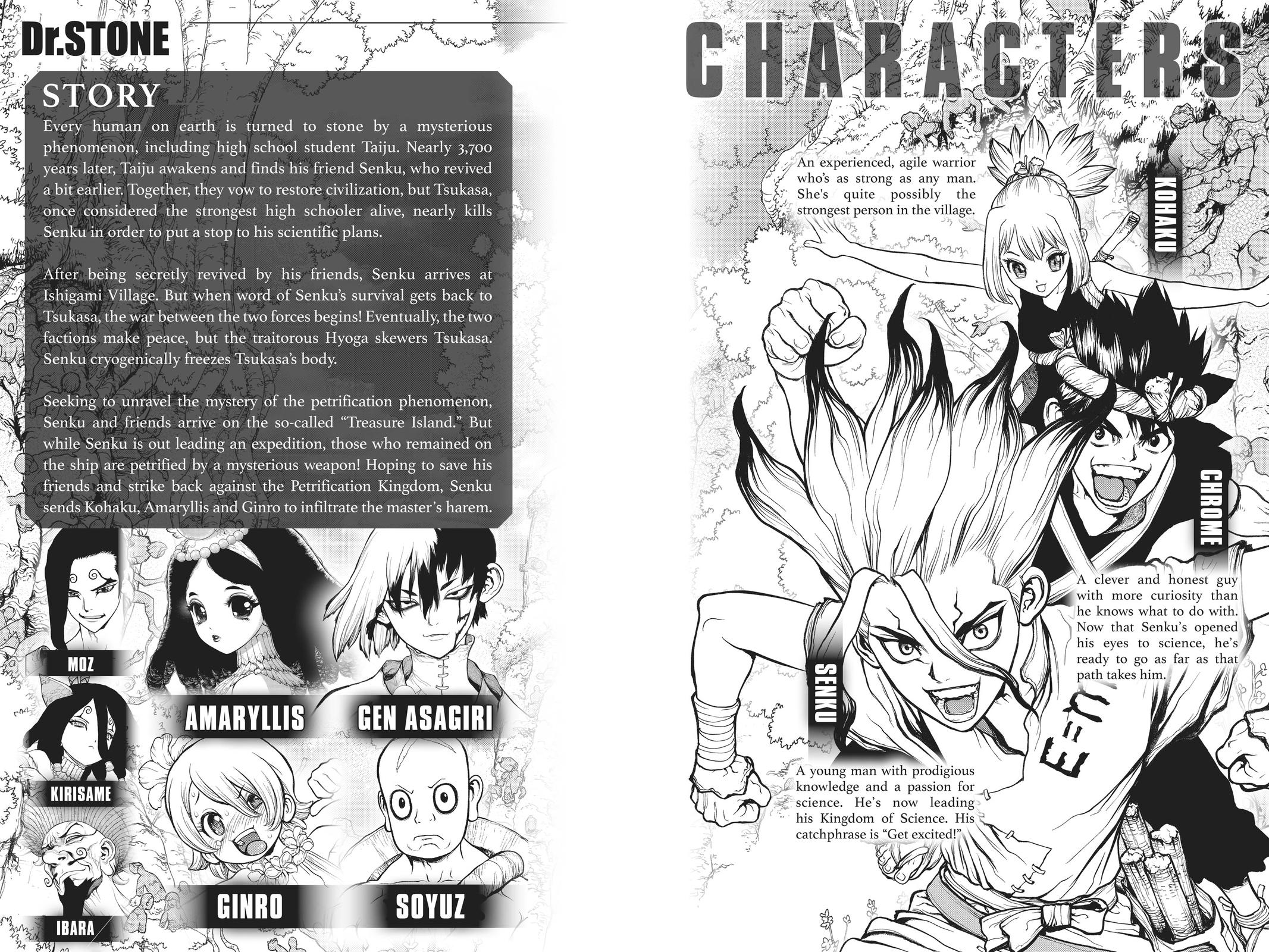 Dr. Stone Chapter 116 Page 5