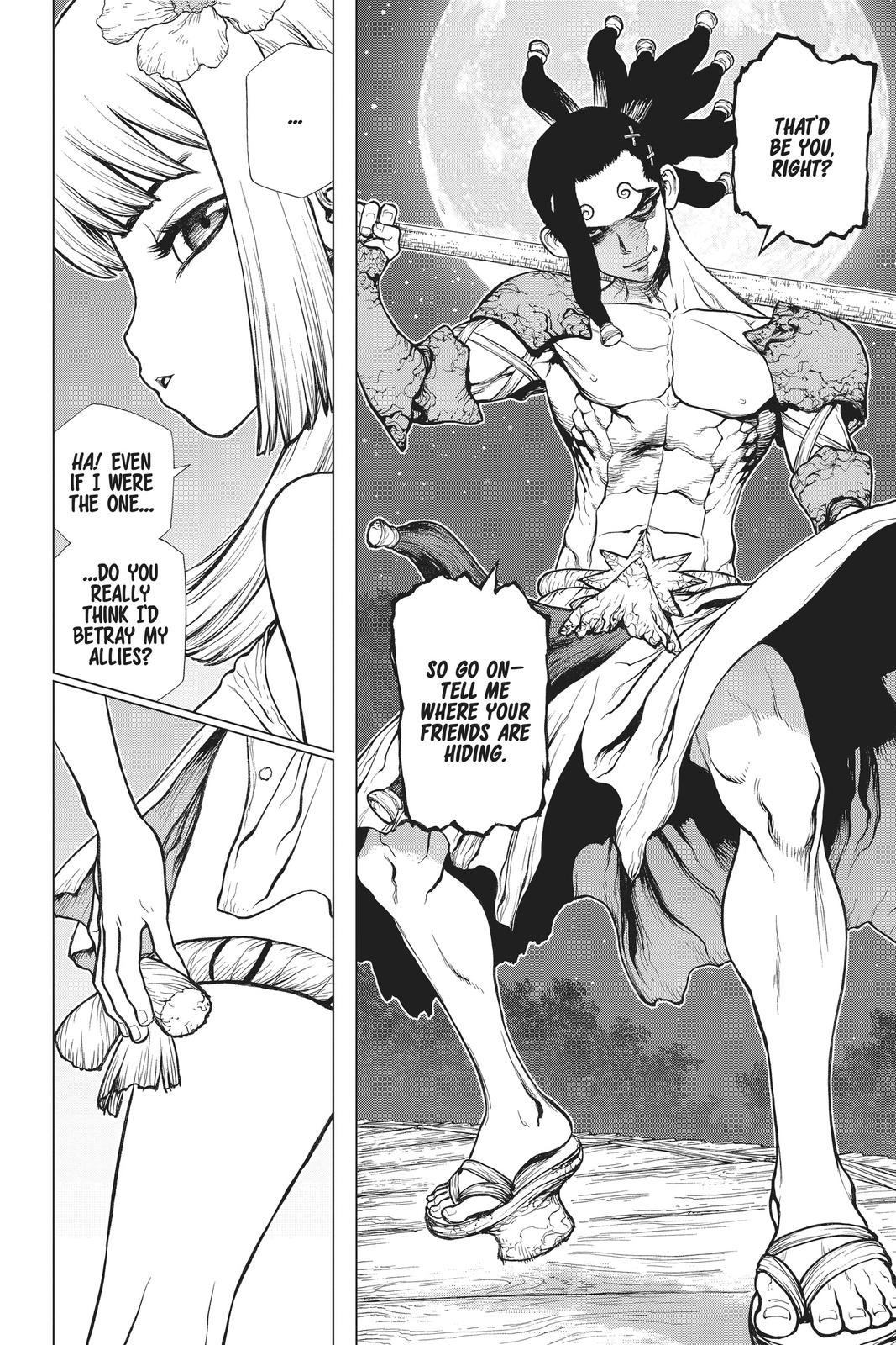 Dr. Stone Chapter 119 Page 15