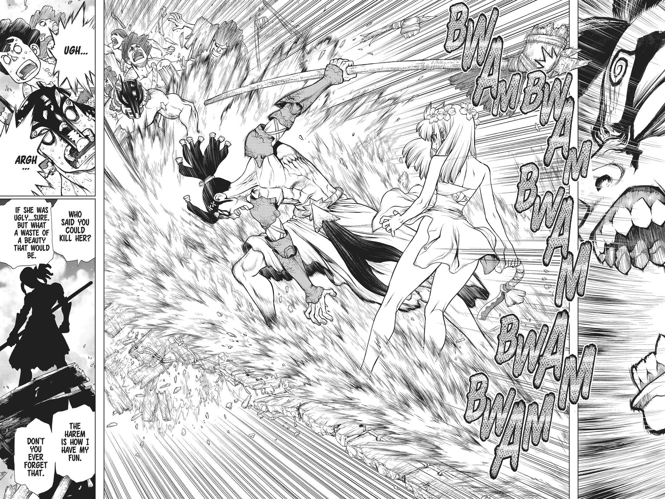 Dr. Stone Chapter 120 Page 12