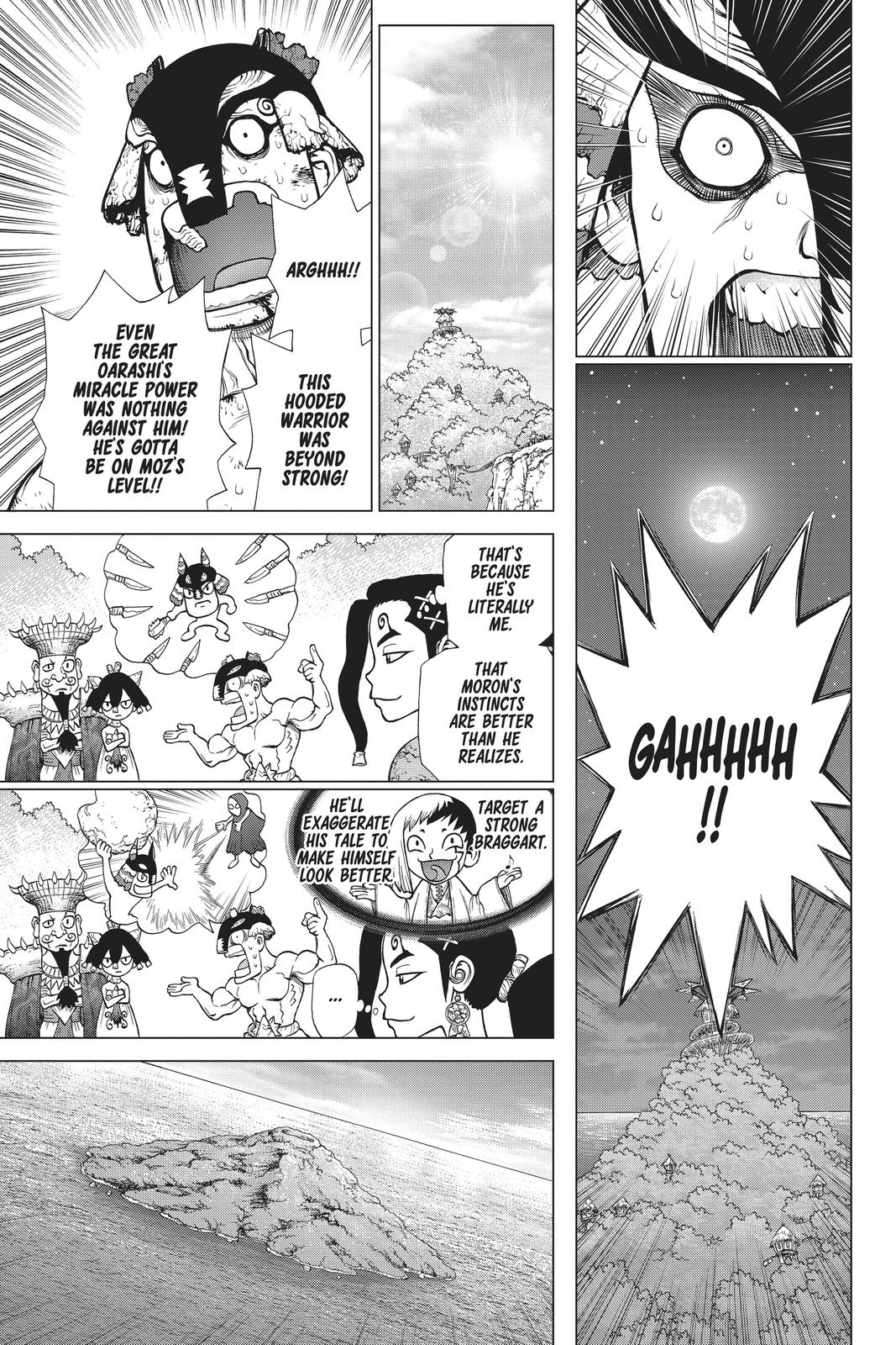 Dr. Stone Chapter 124 Page 3