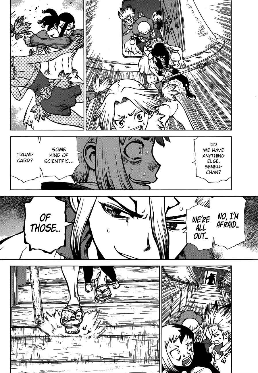Dr. Stone Chapter 129 Page 11