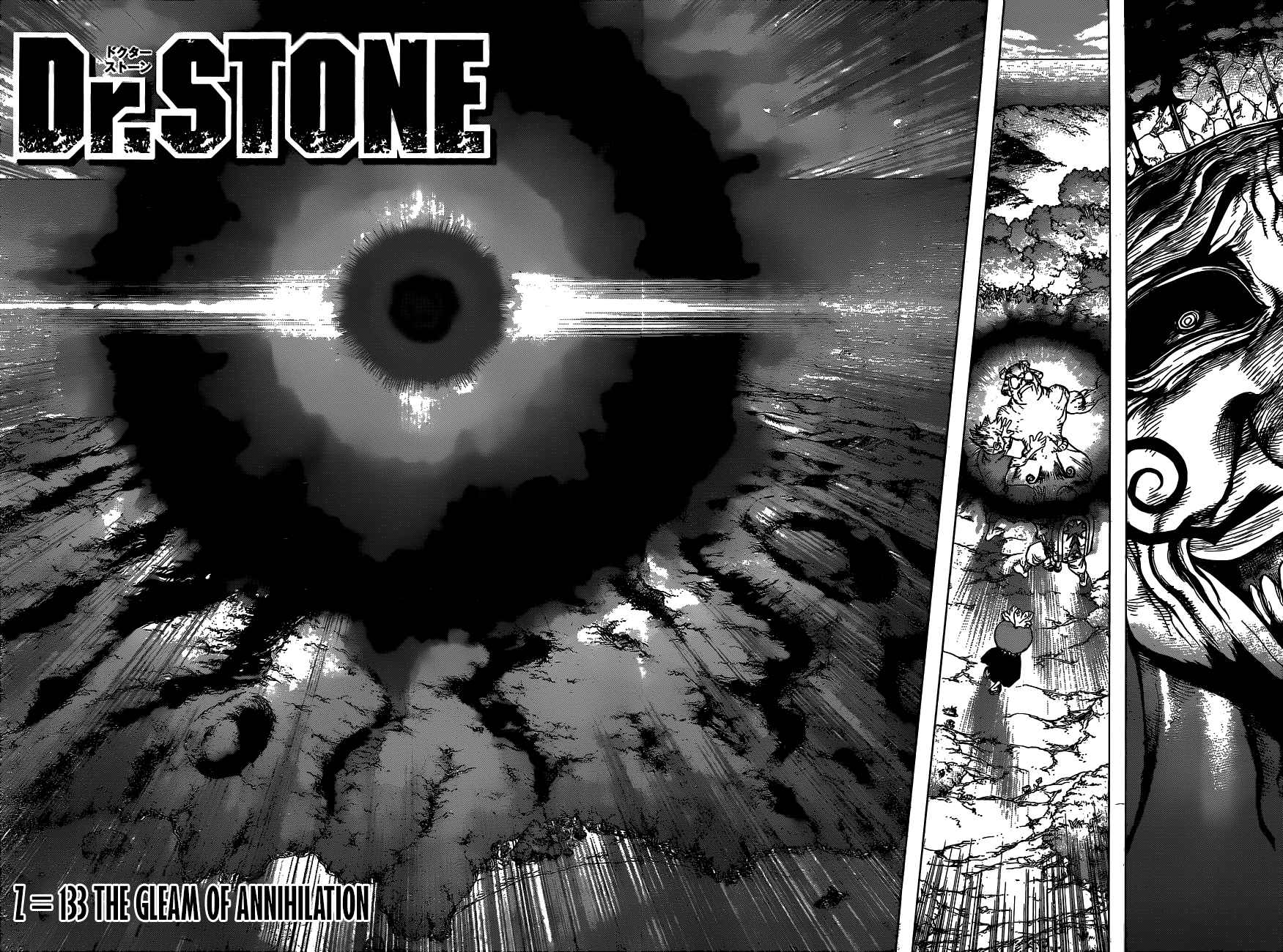 Dr. Stone Chapter 133 Page 16