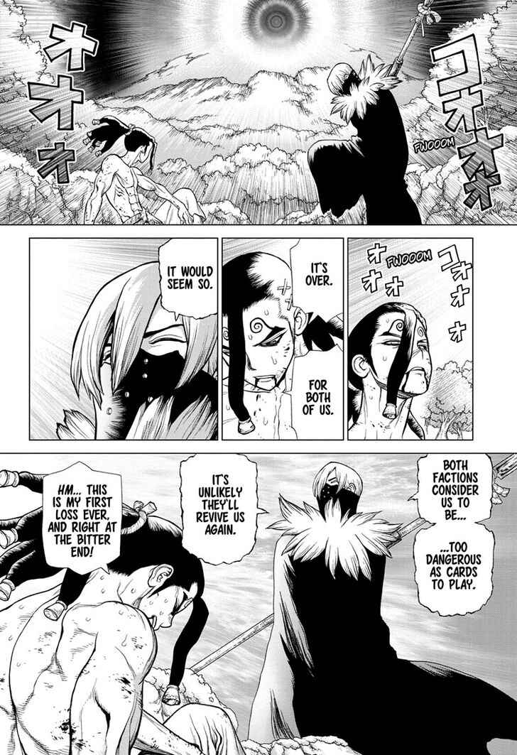 Dr. Stone Chapter 134 Page 2