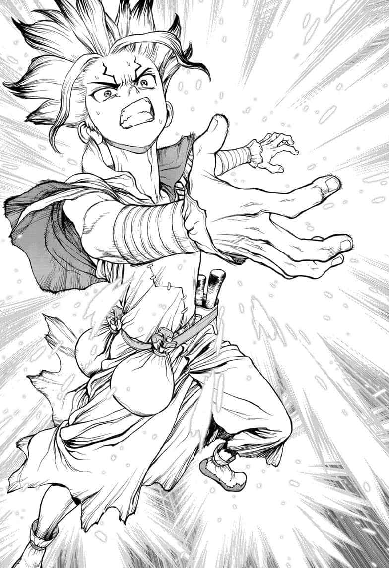 Dr. Stone Chapter 135 Page 10
