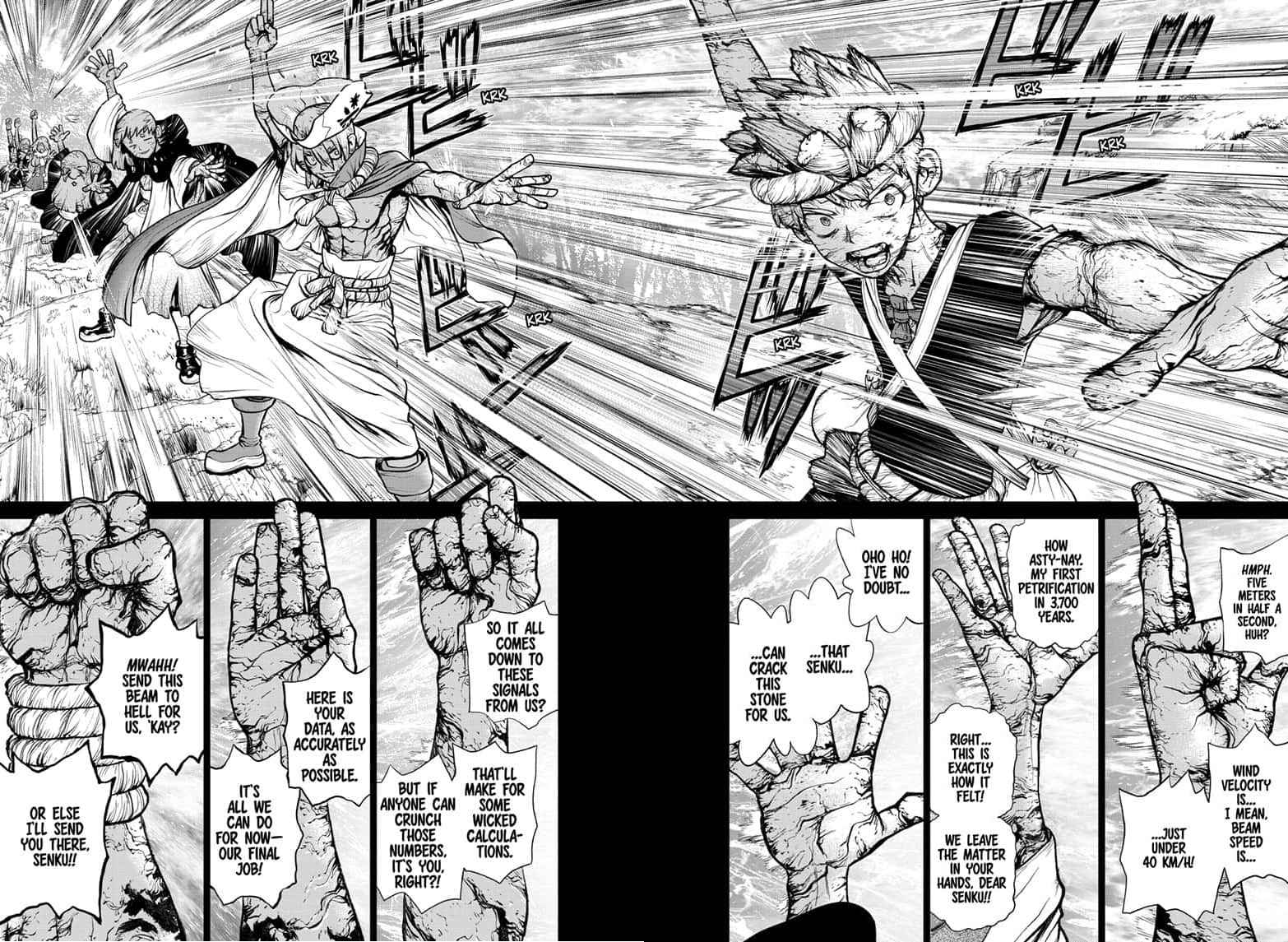 Dr. Stone Chapter 135 Page 6
