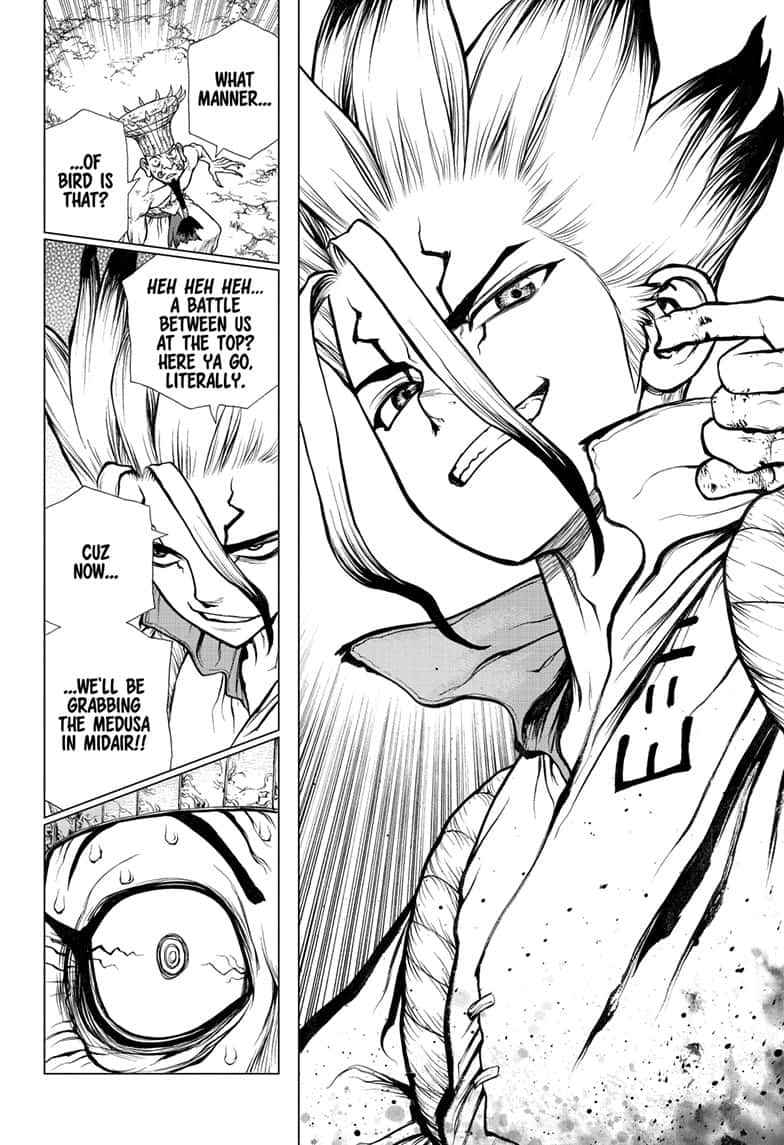 Dr. Stone Chapter 136 Page 16