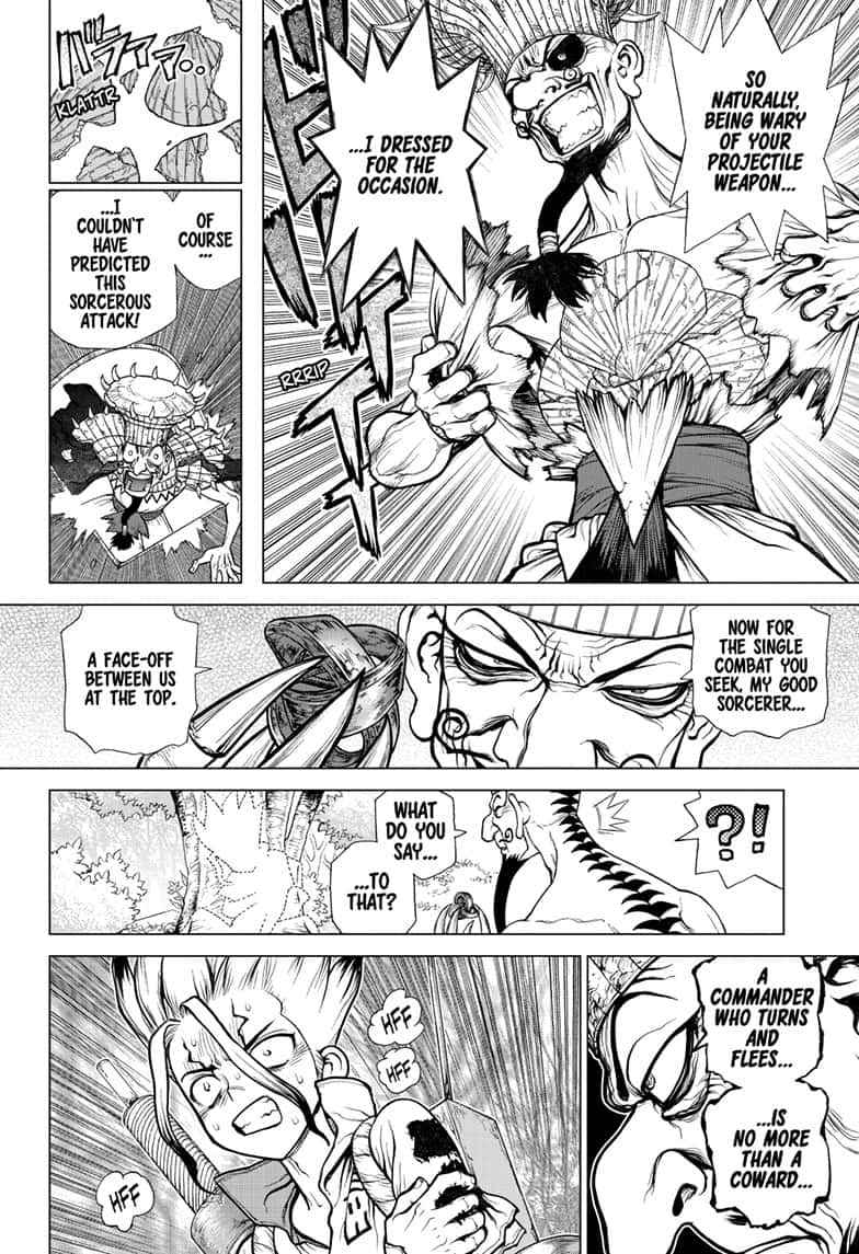 Dr. Stone Chapter 136 Page 4
