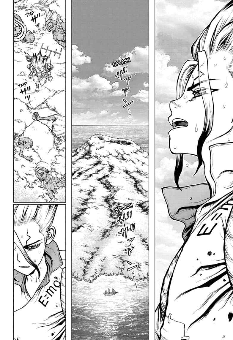 Dr. Stone Chapter 137 Page 14