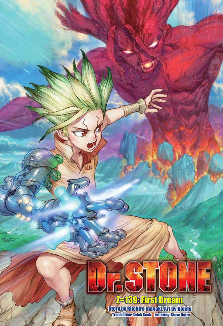 Dr. Stone Chapter 139 Page 1