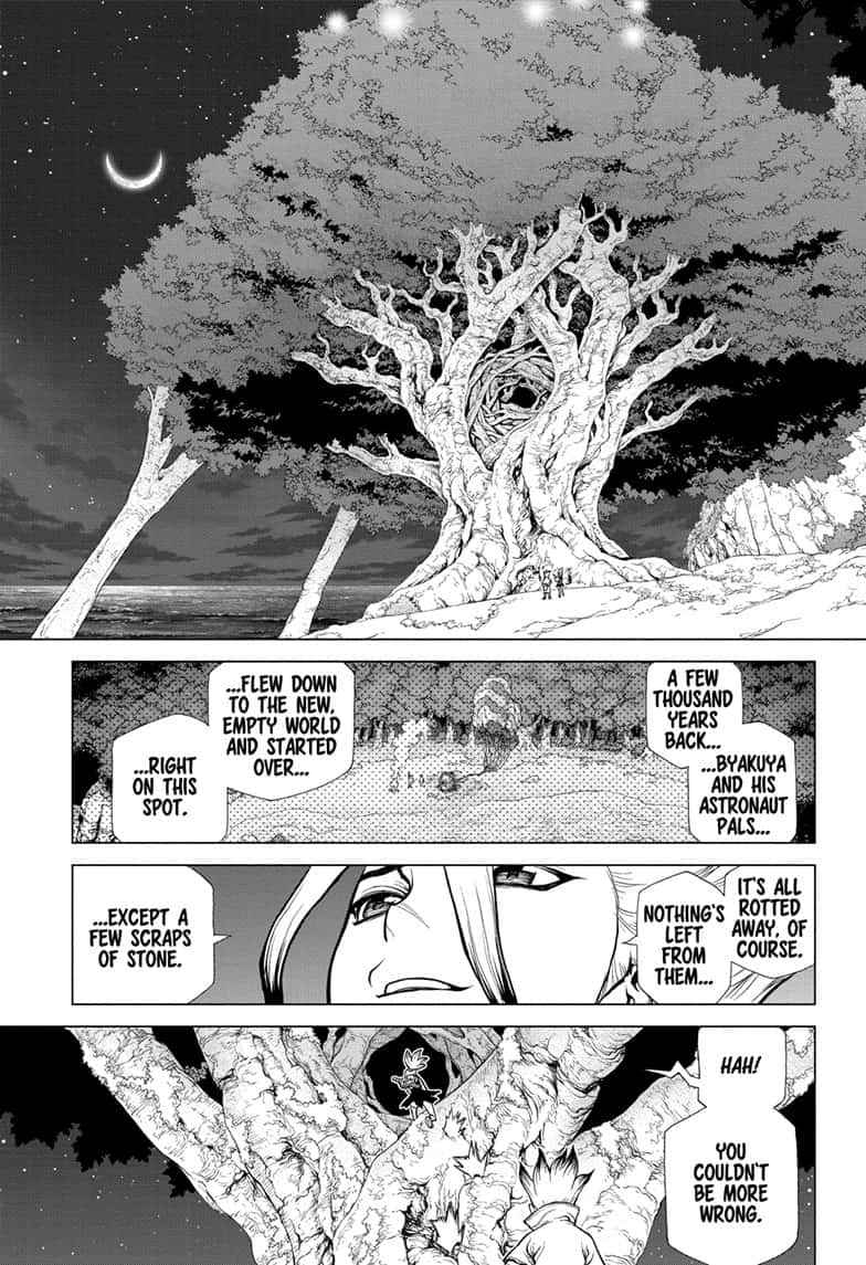 Dr. Stone Chapter 140 Page 7