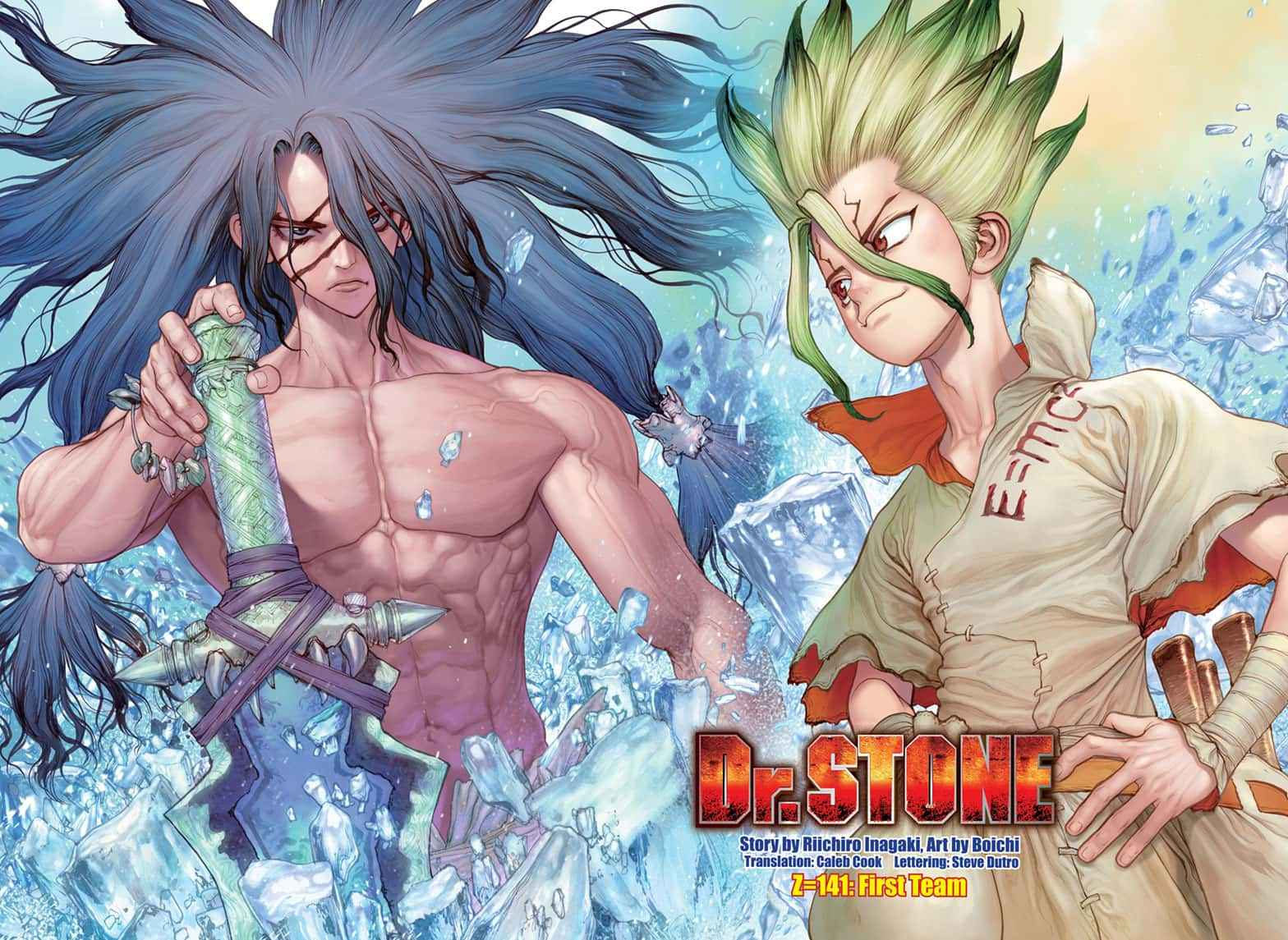 Dr. Stone Chapter 141 Page 2