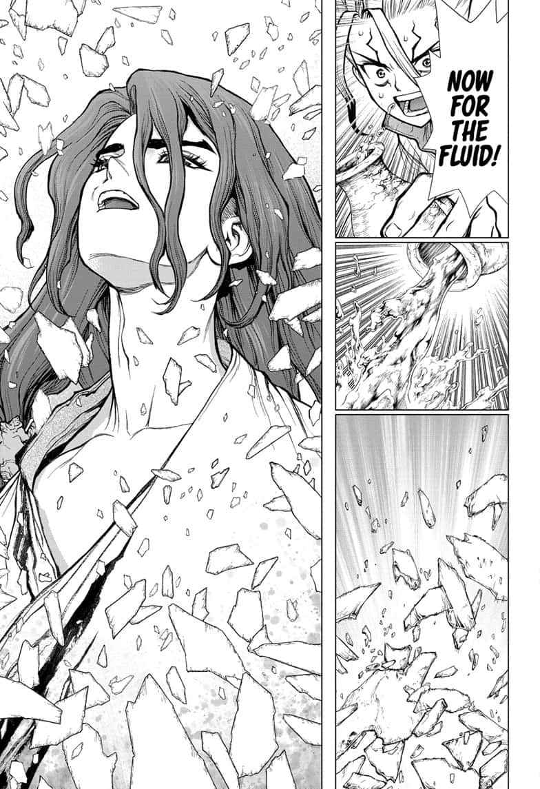Dr. Stone Chapter 141 Page 8