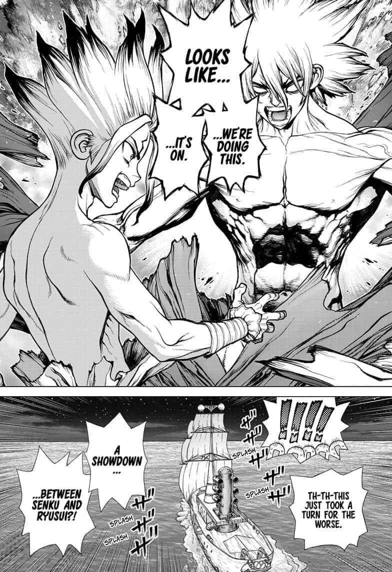 Dr. Stone Chapter 143 Page 13