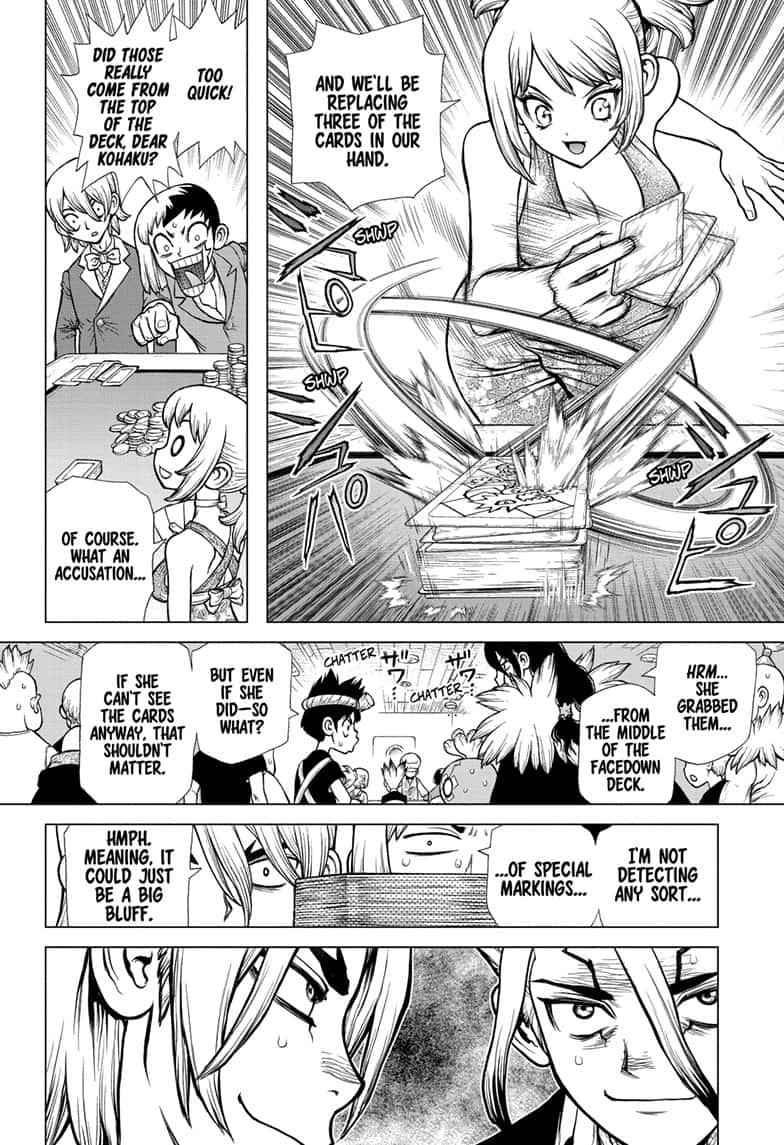Dr. Stone Chapter 144 Page 14