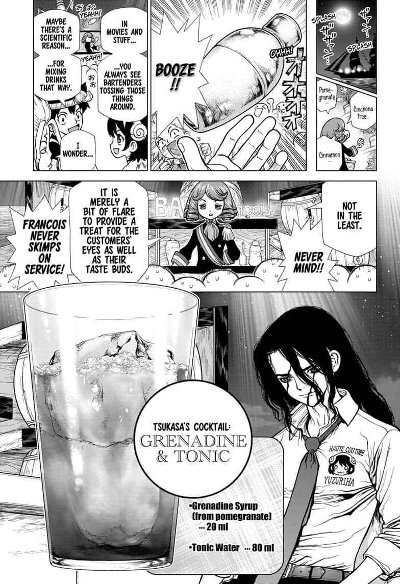 Dr. Stone Chapter 145 Page 11