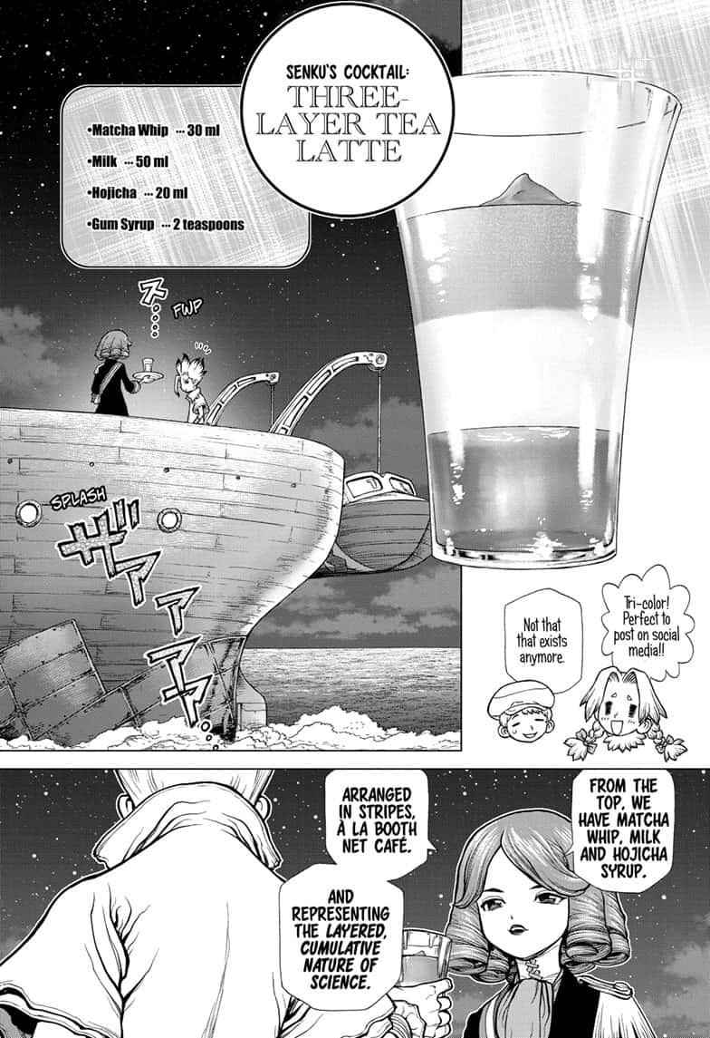 Dr. Stone Chapter 145 Page 18