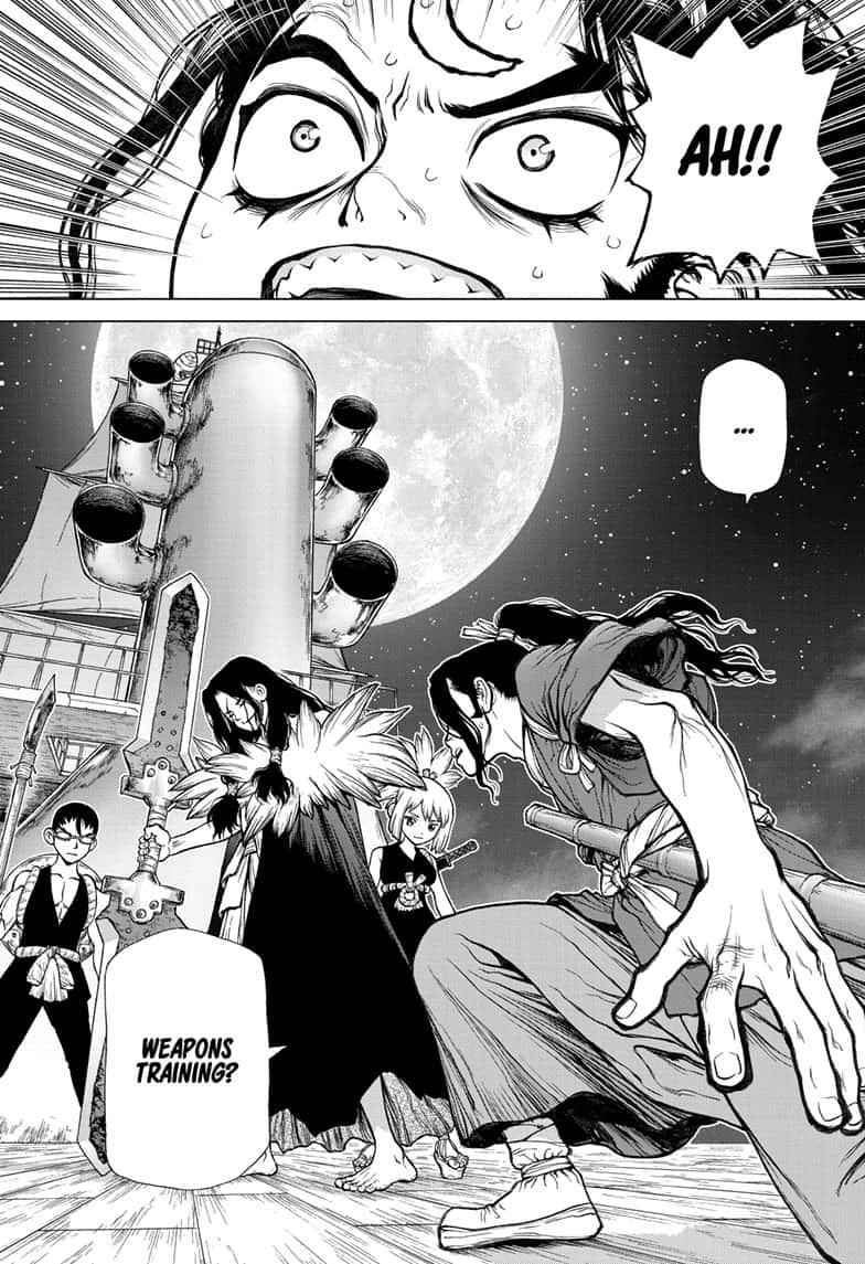 Dr. Stone Chapter 146 Page 14