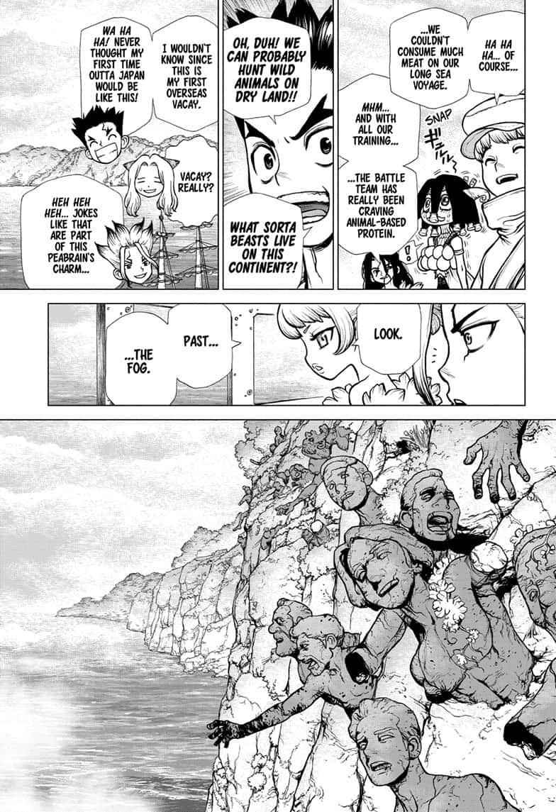 Dr. Stone Chapter 148 Page 3