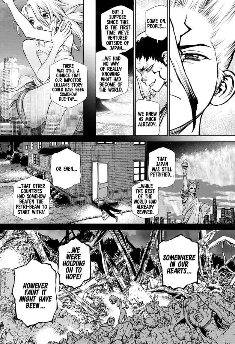 Dr. Stone Chapter 148 Page 4