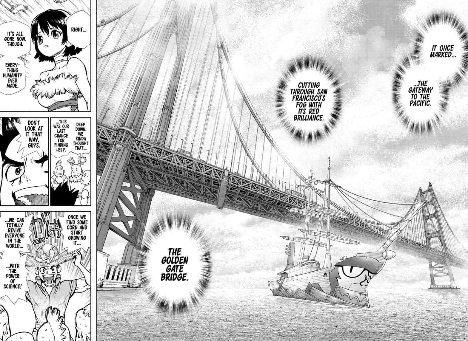 Dr. Stone Chapter 148 Page 6