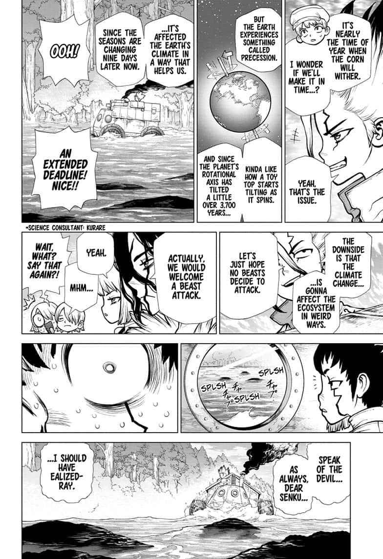 Dr. Stone Chapter 148 Page 9