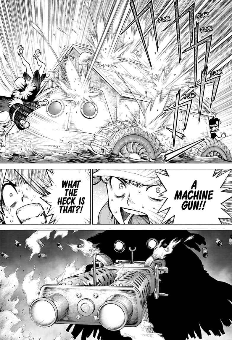 Dr. Stone Chapter 149 Page 14