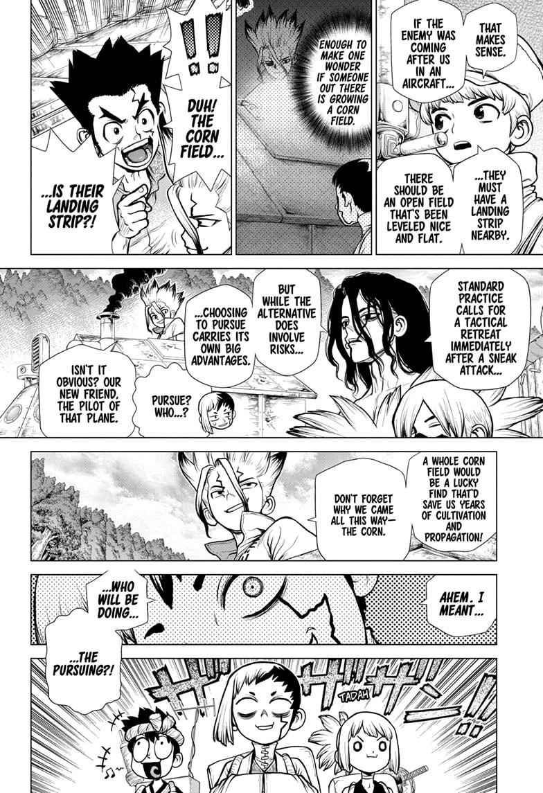 Dr. Stone Chapter 151 Page 2