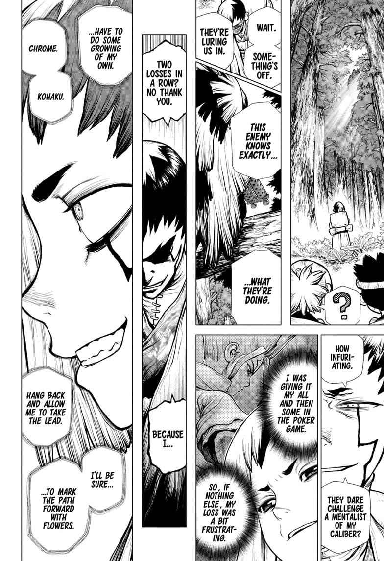 Dr. Stone Chapter 151 Page 4