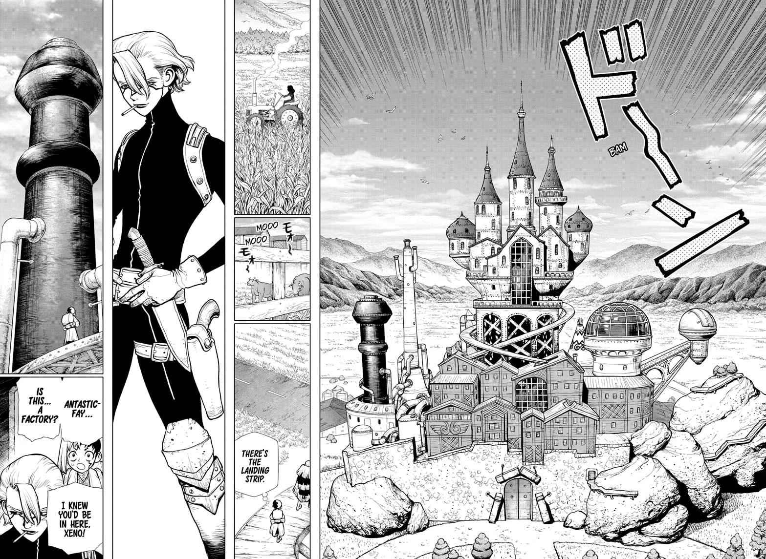 Dr. Stone Chapter 151 Page 9