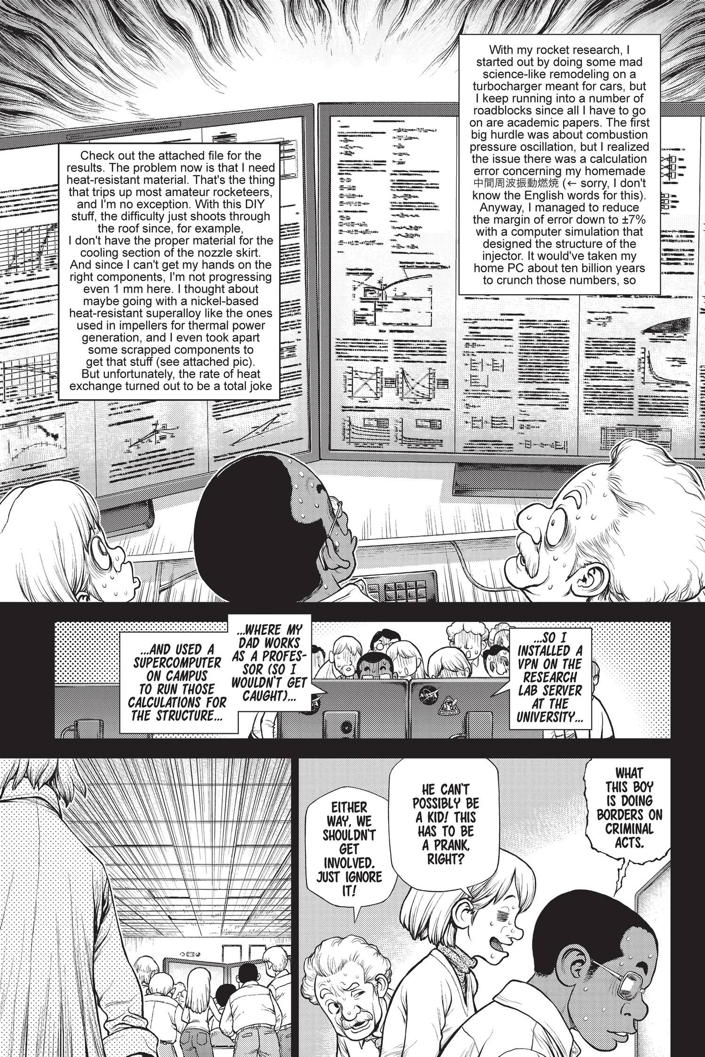 Dr. Stone Chapter 156 Page 5